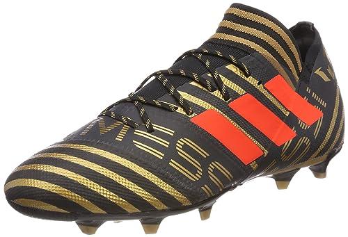 adidas Nemeziz Messi 17.2 FG, Botas de fútbol para Hombre: Amazon.es: Zapatos y complementos