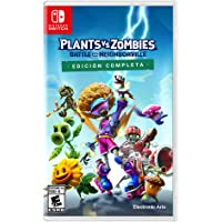 Plants Vs. Zombies: Battle For Neighborville Switch - Standard Edition - Nintendo Switch