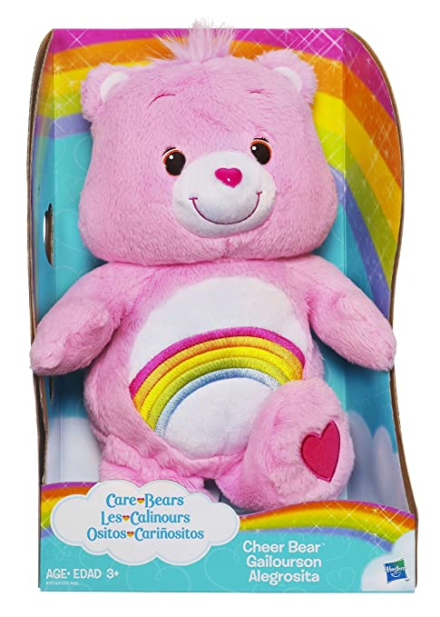 Care Bears Cheer Bear 12 Inch Plush