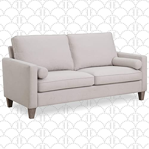 Elle Decor Porter Upholstered Loveseat Sofa