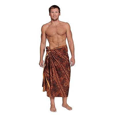 1 robe traditionnelle indonésienne World Maillot de bain pour homme ou femme