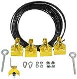 KH Industries FTSW-FL-KIT80 Festoon Stretch Wire