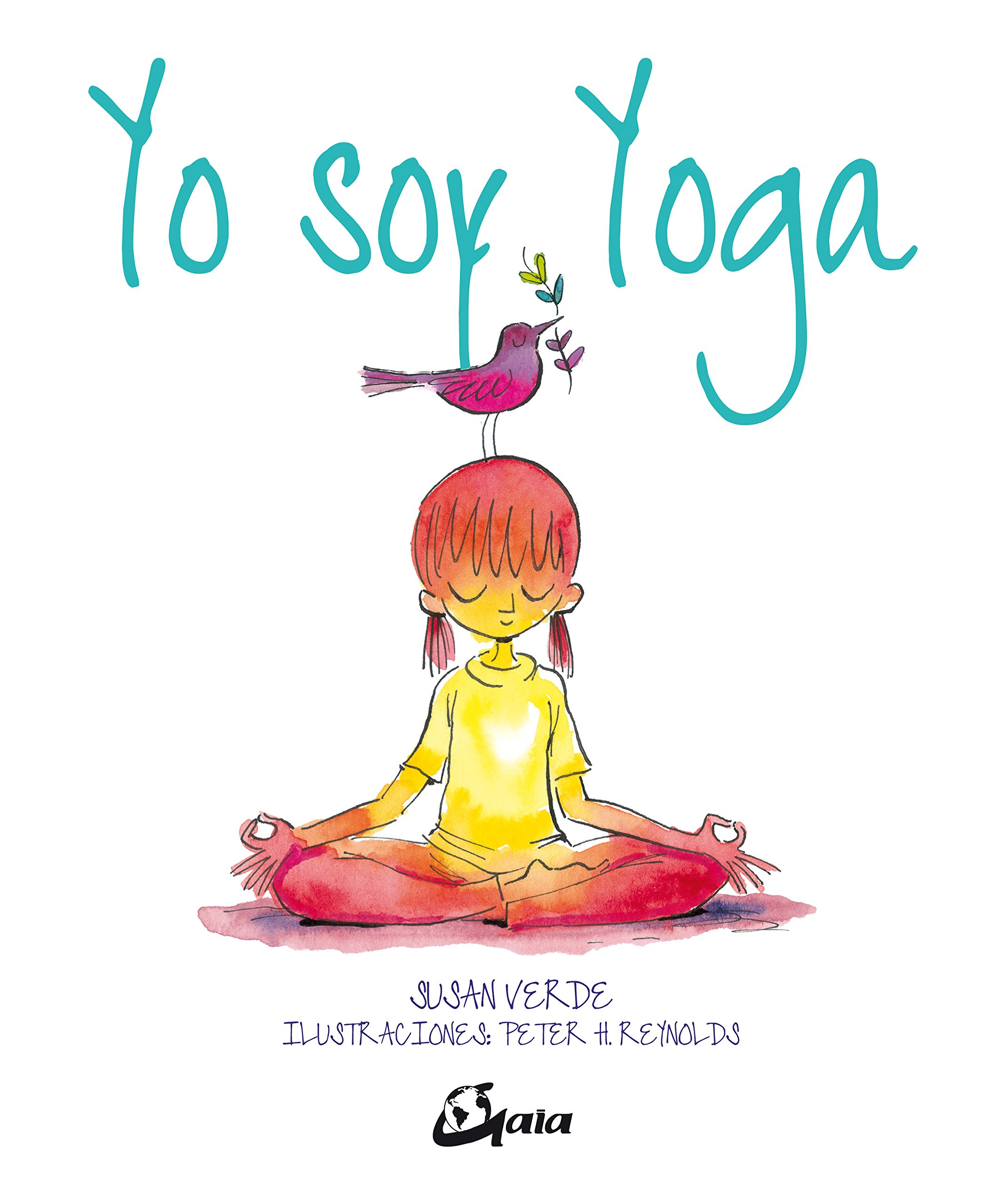 Yo soy yoga: Susan Verde: 9788484456889: Amazon.com: Books