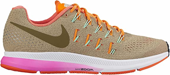Nike W Air Zoom Pegasus 33 RC, Zapatillas de Running para Mujer ...