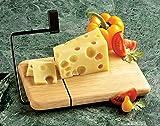 Prodyne 805B Thick Beechwood Cheese Slicer
