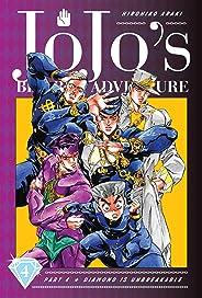 JoJo's Bizarre Adventure: Part 4--Diamond Is Unbreakable, Vol. 4 (4)