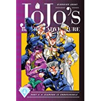 JoJo's Bizarre Adventure: Part 4--Diamond Is Unbreakable, Vol. 4 (Volume 4)