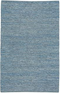 product image for Capel Zions View Blue 8' x 11' Rectangle Flat Woven Rug