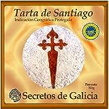 ANCANO - Tarta de almendras - Tarta del Camino de Santiago Ancano