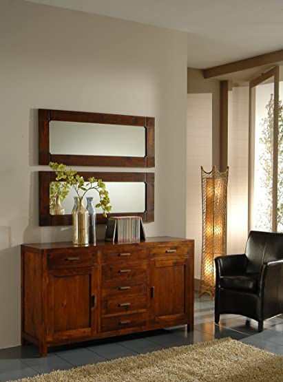 Mobile Buffet soggiorno o cucina, stile etnico coloniale moderno ...