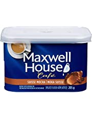 Maxwell House Café Suisse Mocha Instant Coffee, 205g