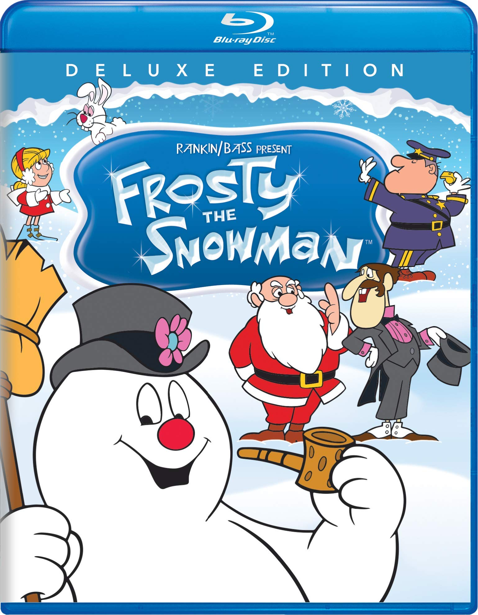 Blu-ray : Frosty The Snowman (Deluxe Edition)