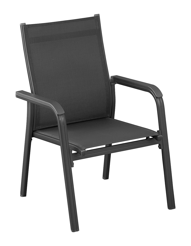 KETTLER Advantage Sessel, Basic Plus Stapelsessel zerlegt, 0301205-7000