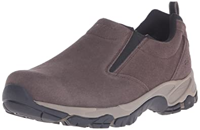 Hi-Tec Mens Altitude Moc Suede-M, Dark Chocolate 9.5 ...