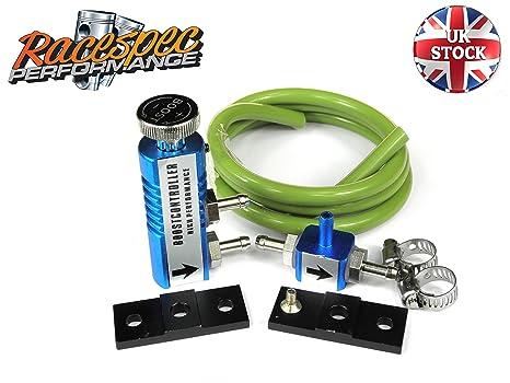 Manual Turbo Controlador para vehículos de gasolina y diésel Turbo: Amazon.es: Coche y moto