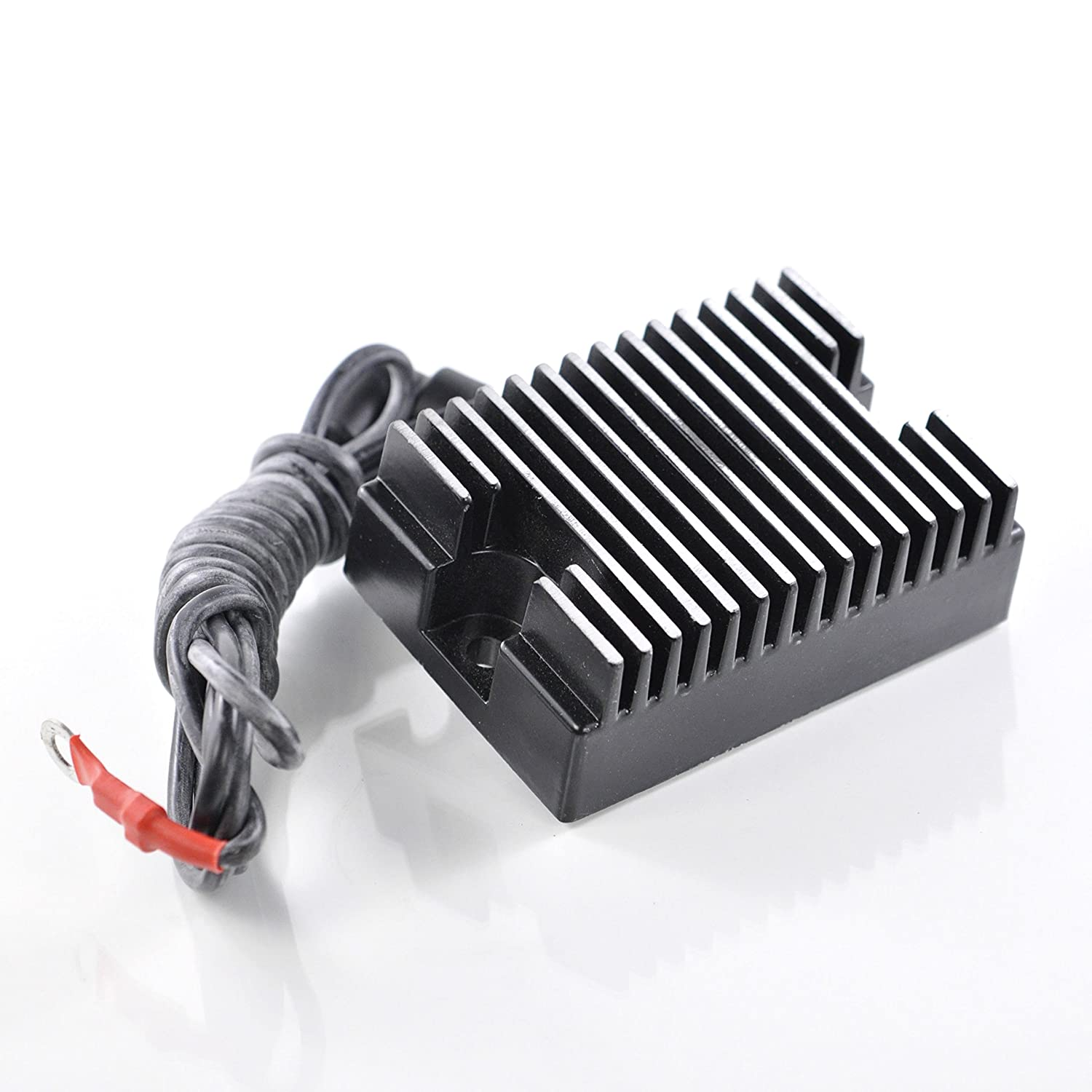 Mosfet Voltage Regulator Rectifier For Harley Davidson Dyna Electra Glide Fat Boy Heritage Low Rider 1340 1991-1999 RaceTech Electric