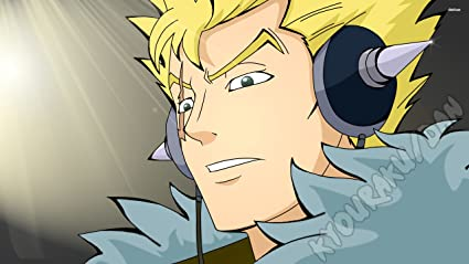ba5777a196 Athah Designs Fairy Tail - Laxus with headphones Wall Poster 13 19 ...