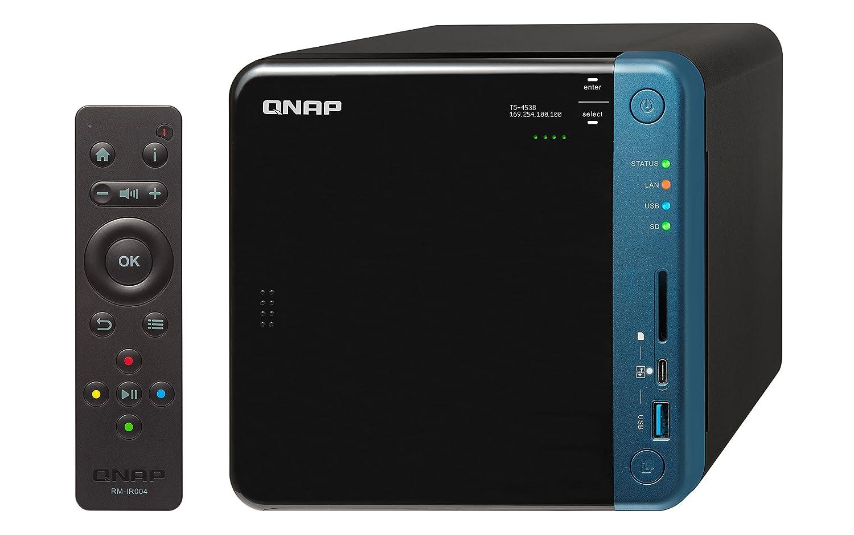 QNAP TS-453B-4G/40TB-IWPRO 4 Bay NAS -