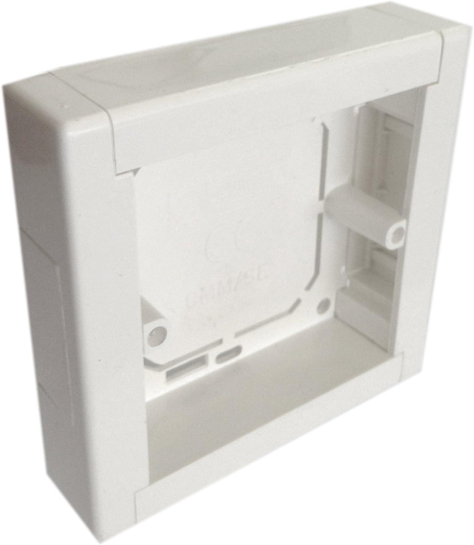 Conector para interfaz (derivación (Cable Canal) quintela CMM/ES, PVC, color blanco 8424167903755: Amazon.es: Bricolaje y herramientas
