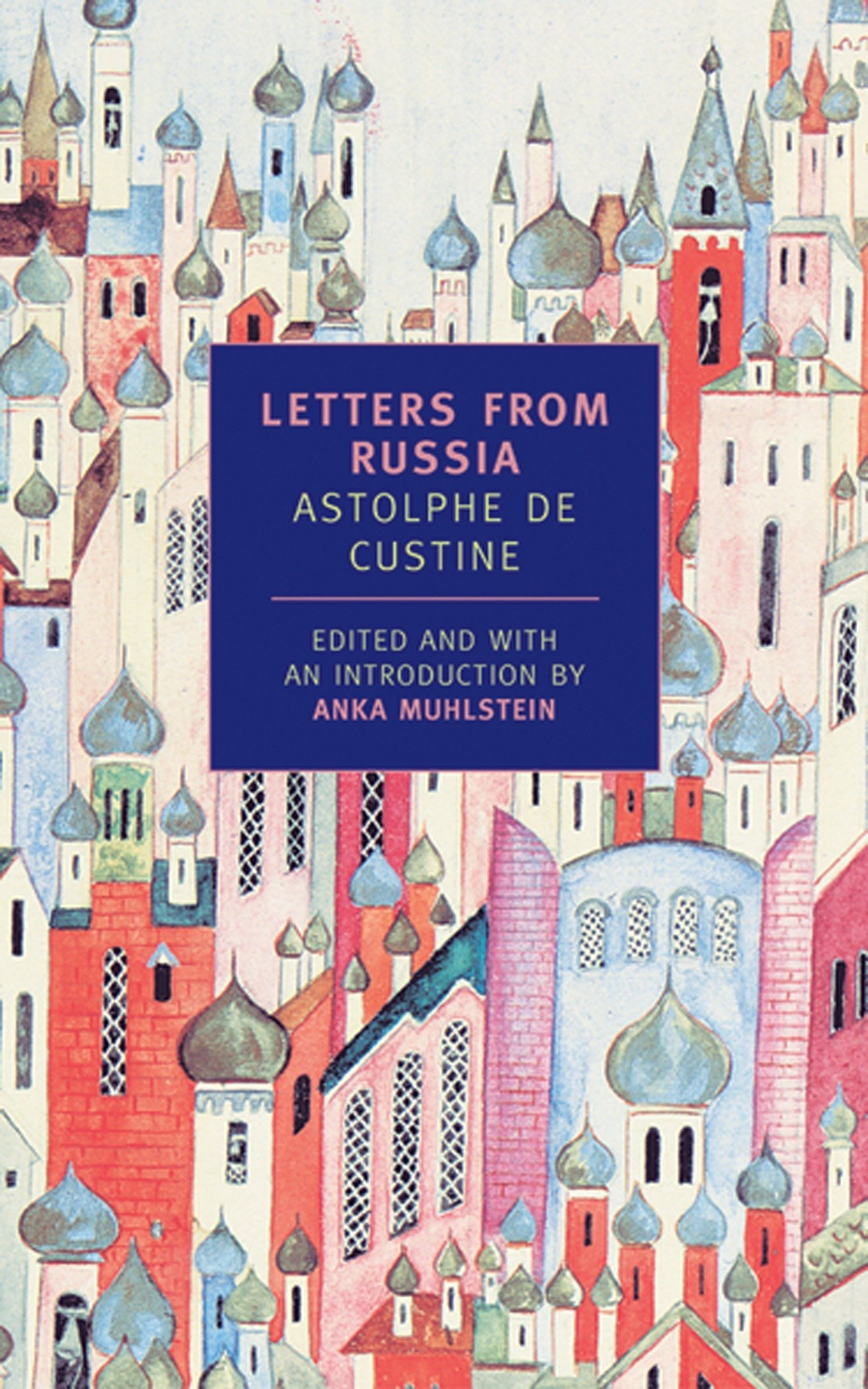 Download Letters from Russia (New York Review Books Classics) pdf