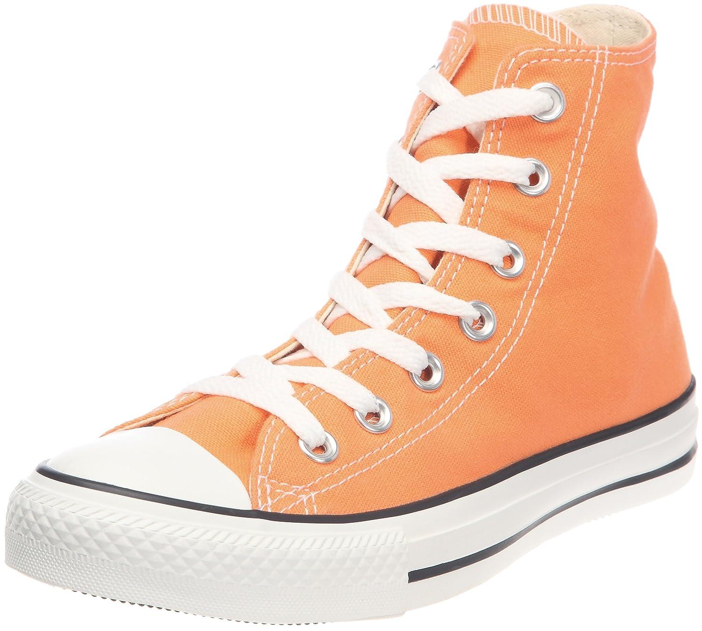 Converse Chuck Taylor All Star Season Hi, Unisex Sneaker  40 EU|Orange (Orange)