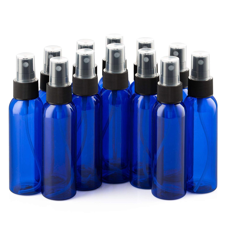 Amazon.com: Decor Hut - Botella de plástico con tapa de 6.0 ...