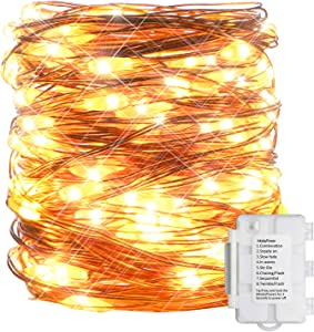 Giveaway: Koopower Outdoor String Light 33ft 100 Led Fairy Lights...