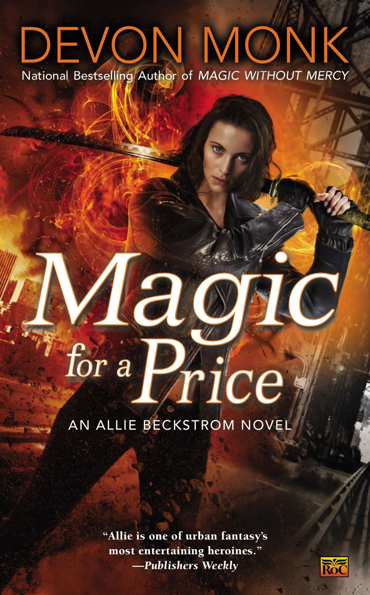 Magic on the Hunt (Allie Beckstrom, Book 6)