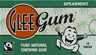 product image for Glee Gum Pieces Spearmint - 16 CT