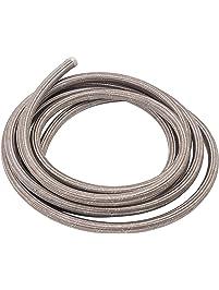 Edelbrock/Russell 632200 ProFlex -12AN Stainless Steel Braided Hose - 3 Feet