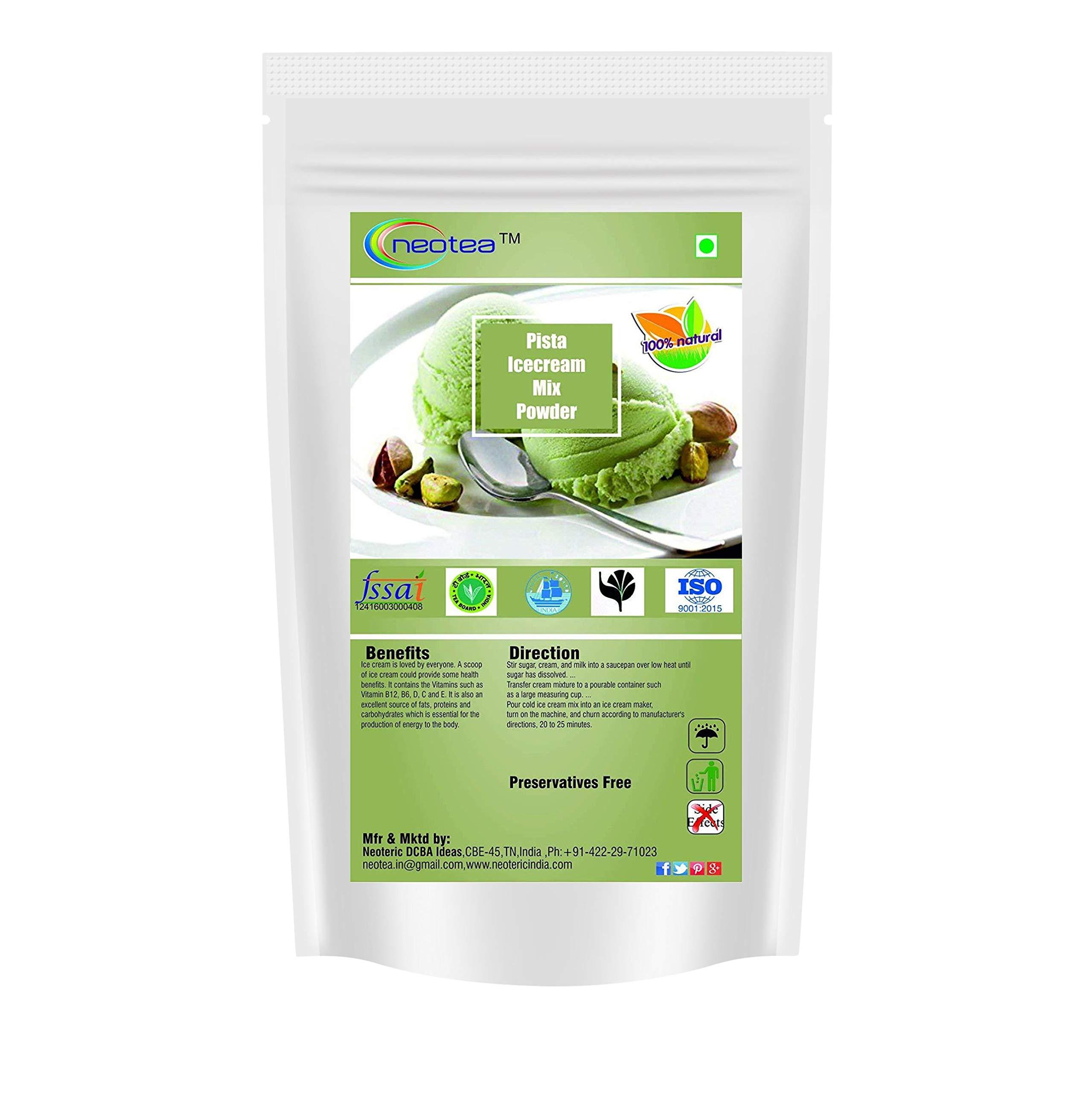 Neotea Pista Icecream Mix Powder (250g)