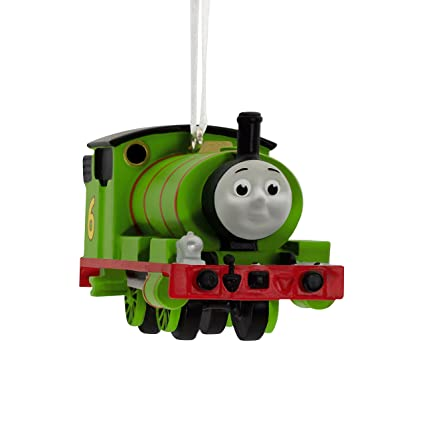 Hallmark Christmas Ornament Thomas And Friends Percy The Small Engine