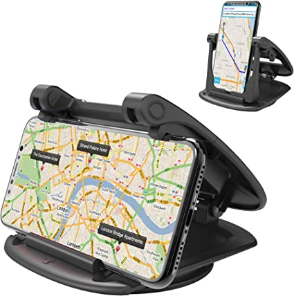 Aonkey Dashboard Car Pad Mat Vehicle GPS Mount Universal Fit All Smartphones Pixel 2 XL ALBB Cell Phone Holder for Car Compatible with iPhone Xs//Xs Max XR X 7//8 Plus Samsung Galaxy Note 9 S8//S9 Plus