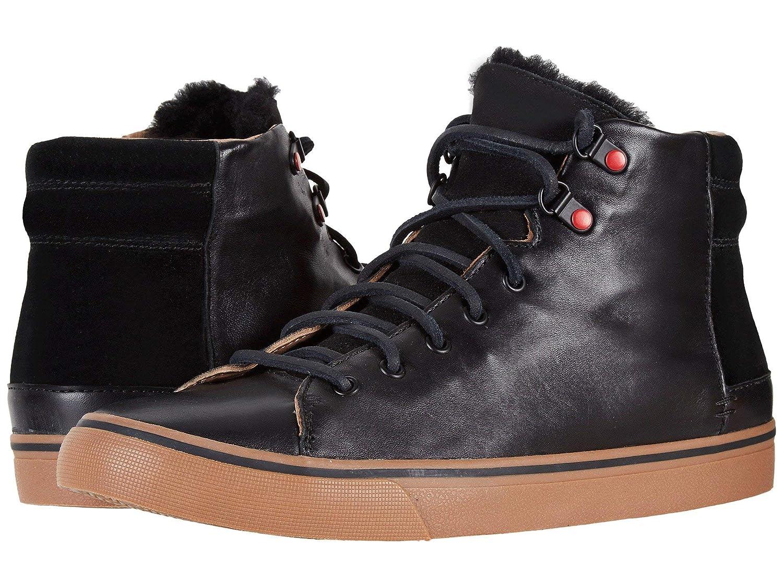 希少 黒入荷! [アグ] [アグ] メンズレースアップシューズスニーカー靴 Hoyt 25.5 Luxe [並行輸入品] B07N8G68XT ブラック D ブラック 25.5 cm D 25.5 cm D ブラック, いでゆむし羊羹の伊豆柏屋:d398fb2f --- vezam.lt