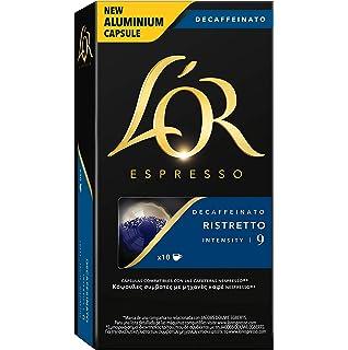 LOr Espresso Café Colombia Intensidad 8 - 50 cápsulas de ...