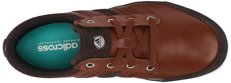 big sale b5575 76e3f Adidas Golf Men s adicross Gripmore Tan Brown Chocolate Power Green Sneaker  15 D - Medium  Amazon.ca  Shoes   Handbags