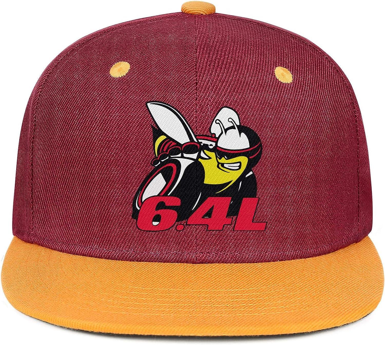 Baseball Cap Popular Hip Hop Caps Sport Hat Lovely Snapback Hat Mens Trucker Hats Man Mens Dodge-Scat-Pack-Logo