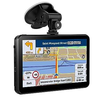 Carte Gps Australie.Gps Voiture Auto 7 Pouces 8 Go Ecran Tactile Avec Systeme De