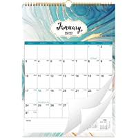 """2021 Calendar - Monthly Wall Calendar Planner from Jan 2021 - Dec 2021, 12"""" x 17"""", Twin-Wire Binding, Large Blocks with…"""
