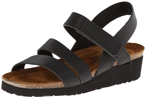72f30e1aa44a Naot Women s Kayla Wedge Sandal  Amazon.ca  Shoes   Handbags