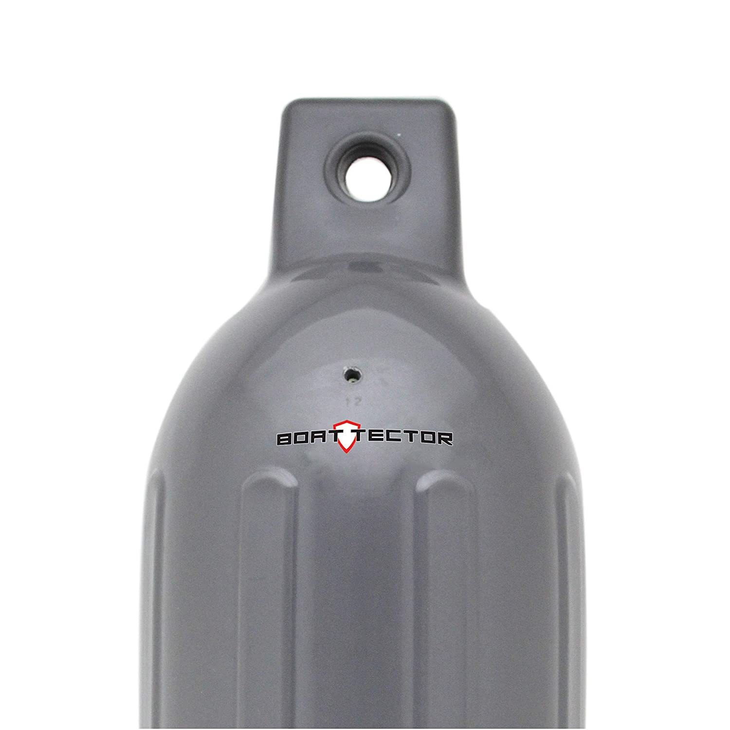 Gray Extreme Max 3006.7414 BoatTector Inflatable Fender-5.5 x 20