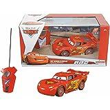 Majorette- 213089568- Cars Flash  RC Mc Queen, Vehicule miniature Radiocommande, Echelle 1/32