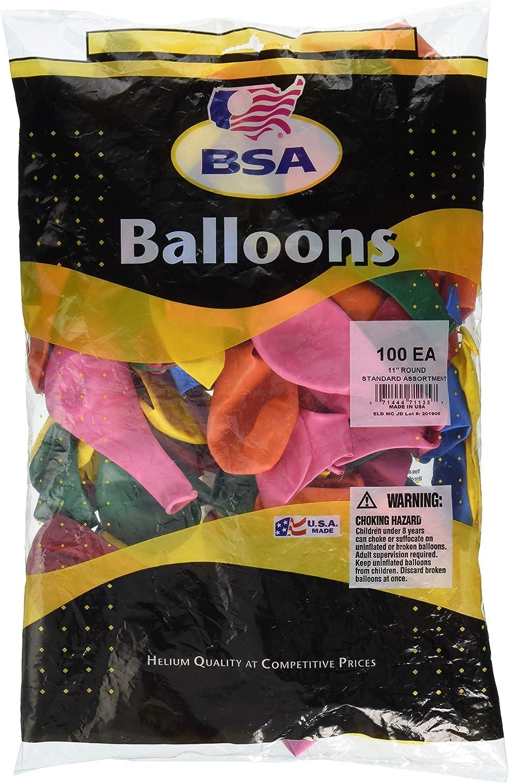 Shining Platinum PIONEER BALLOON COMPANY Standard Latex Balloons 11