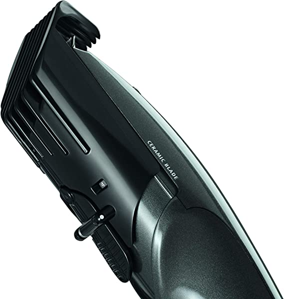 Grundig MC 6040 - Cortapelos para cabello y barba: Amazon.es ...