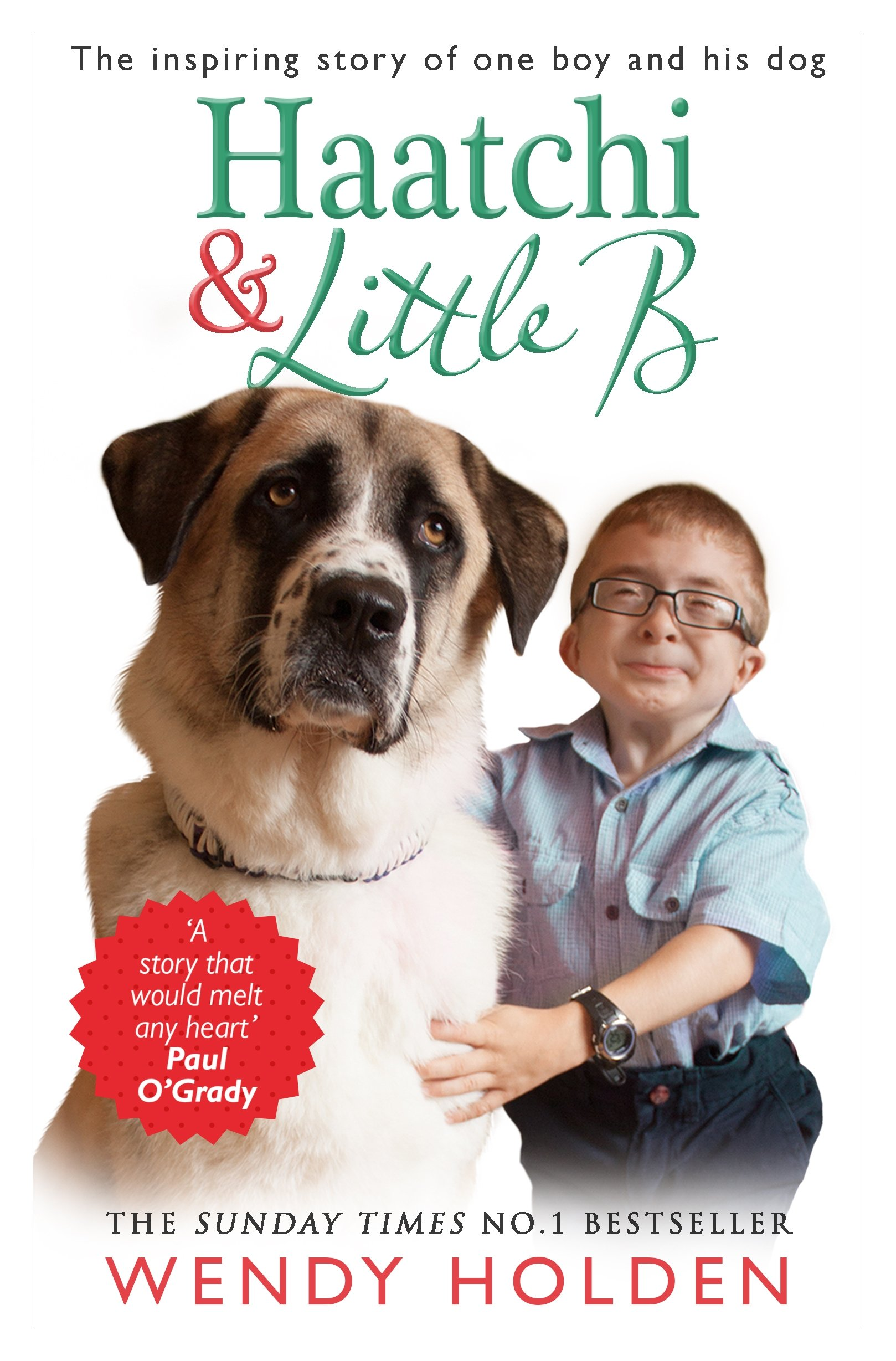 Haatchi And Little B Amazoncouk Wendy Holden Books - One boy dog heart warming