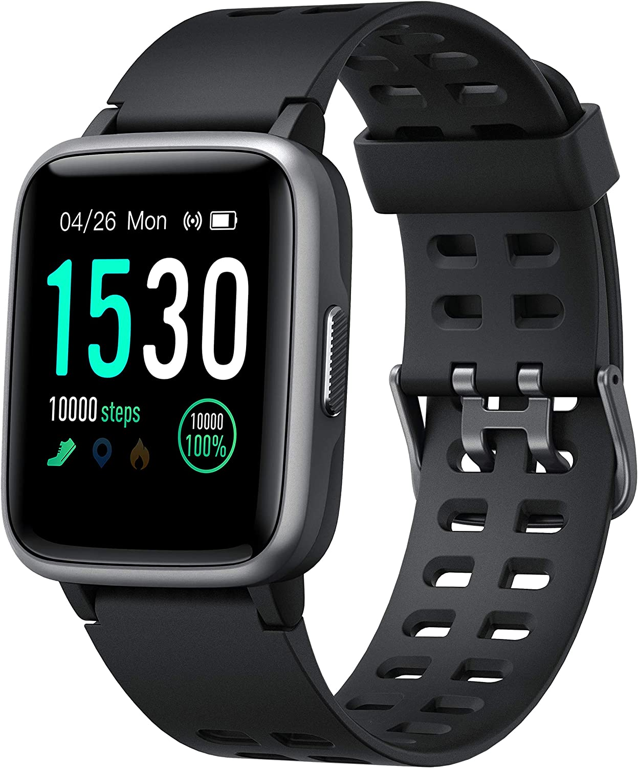 Smart Watch for Android Phone iphone,Arbily Smartwatch with Heart Rate Monitor Waterproof Swimming Smart Watch with Sleep Tracker Pedometer Step ...