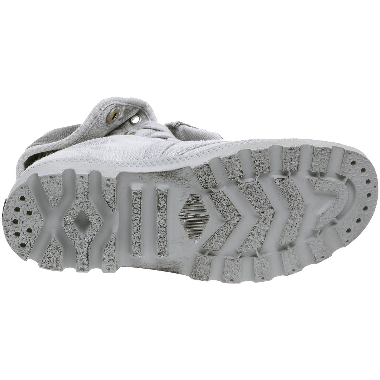 Palladium Damen Us Baggy W F Hohe (Vapor/Métal) Sneaker, schwarz, Einheitsgröße Grau (Vapor/Métal) Hohe b170f8