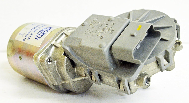 Motor limpiaparabrisas delantero - nuevo desde LSC: Amazon.es: Coche y moto
