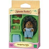SYLVANIAN FAMILIES- Hedgehog Baby Mini muñecas y Accesorios