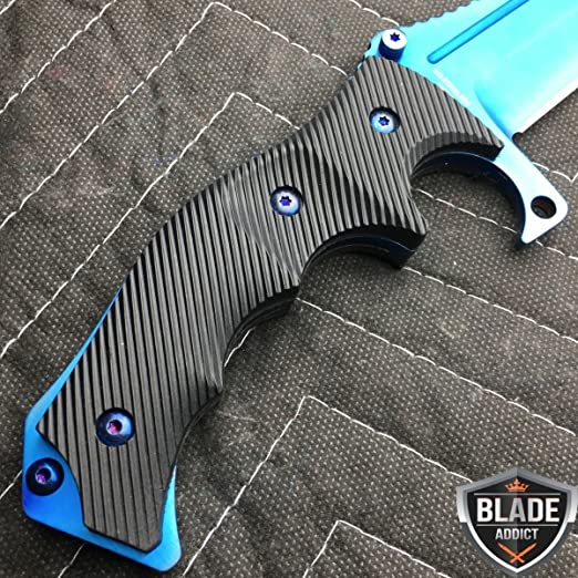 Amazon.com: Counter-Strike csgo Titanio Azul Huntsman ...